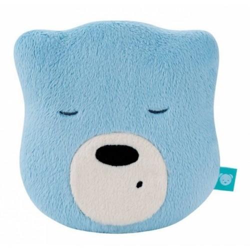 Szumisie Mini šumiaci Macko - hlava - modrý