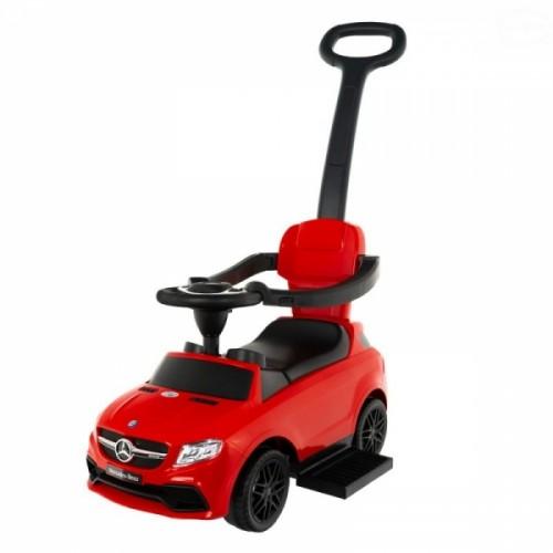 Euro Baby Odrážadlo, odrážadlo Mercedes Benz - červené  D19