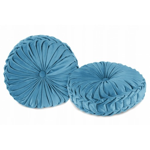 Tutumi Dekoračný vankúš Glamour - modrá