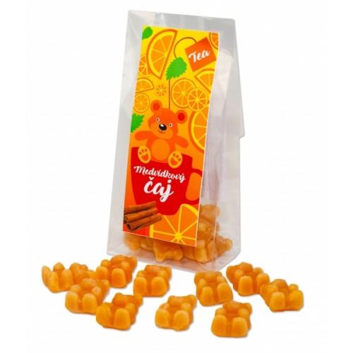 Čaj mackovia pomaranč, škorica, 50g