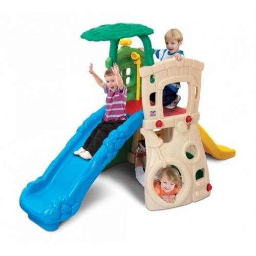 Dvojpodlažné detské ihrisko Džungľa - Grow'n Up