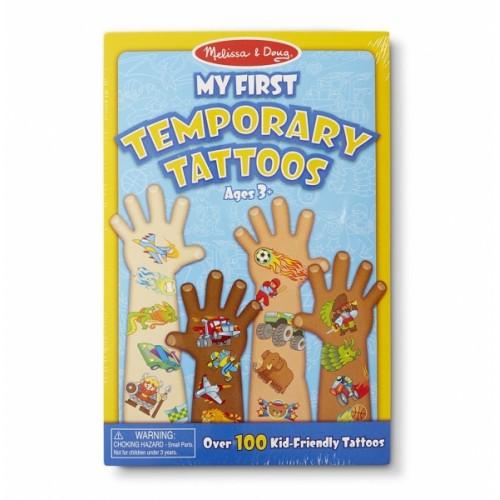 Detské chlapčenské tetovanie Melissa & Doug