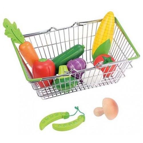 Lelin Nákupný košík so zeleninou