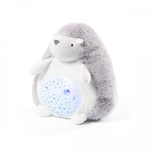 BabyOno Projektor s melódiou - Ježek Hugo, sivý