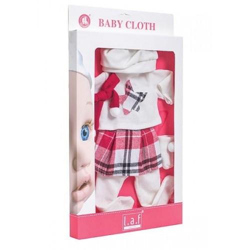Sada oblečení pre bábiku , veľ. 43 cm - Star