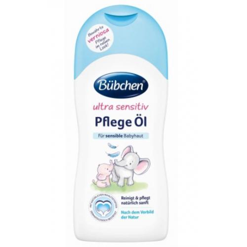 Bübchen Ochranný olejček ultra sensitiv 200 ml