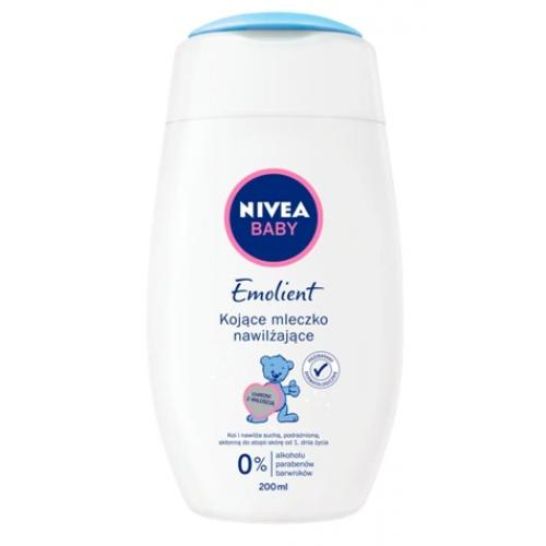 Hydratačné zkludňujůce mlieko NIVEA - 200 ml
