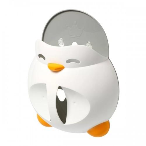 BabyOno Nádoba na hračky do vany Tučniak