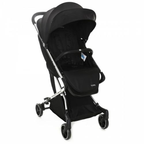 Coto Baby Detský kočík TULIPO 2020 - Black