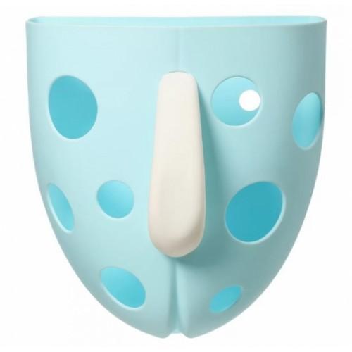 BabyOno Box, nádobka na hračky do vody - modrý