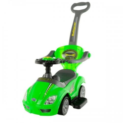 Euro Baby Odrážadlo, odrážadlo 3v1 AUTO - zelené