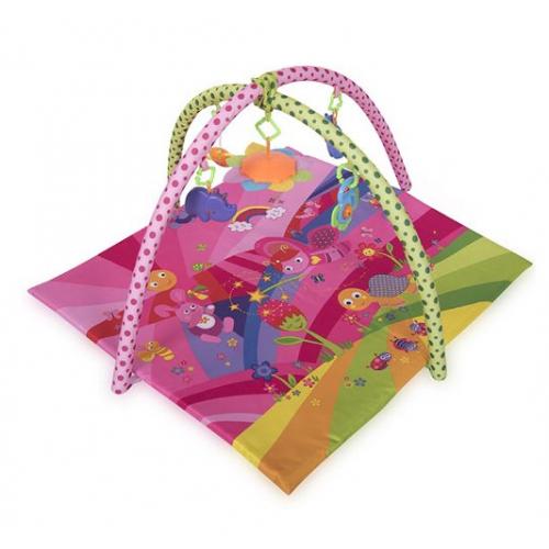 Lorelli Hrací deka Fairy Tales - růžová