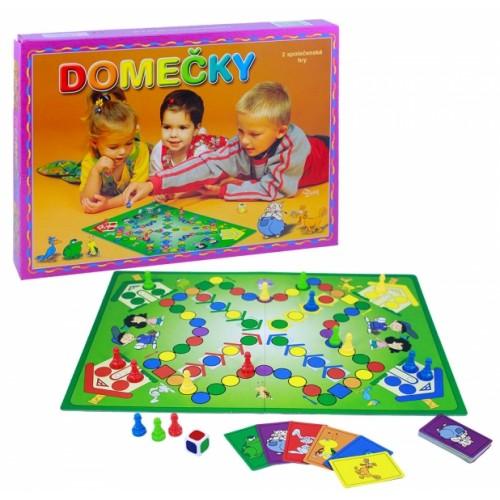 Hra Domčeky
