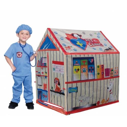 iPLAY Detský stan - Veterinár