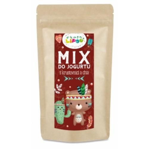 Mix do jogurtu s kustovnicí a chia, 120g