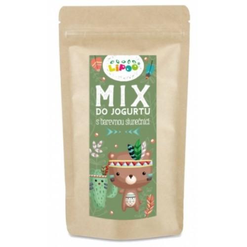 Mix do jogurtu s farebnou slnečnicou, 120g