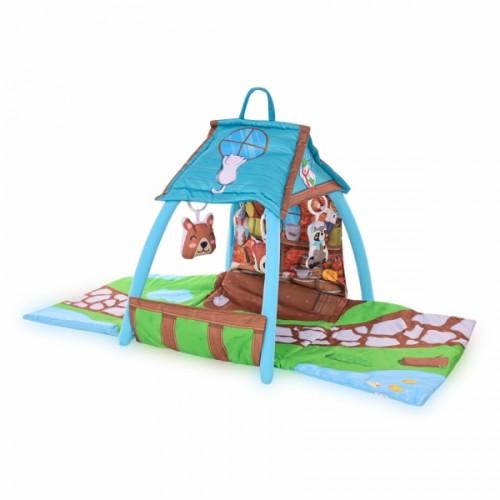 Hracia deka Lorelli LITTLE HOUSE 113x56x53