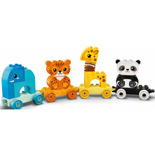 Lego Duplo - Vláčik so zvieratkami ze ZOO
