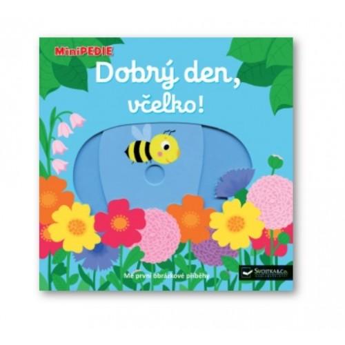 Kniha MiniPEDIE Dobrý deň, včielky!