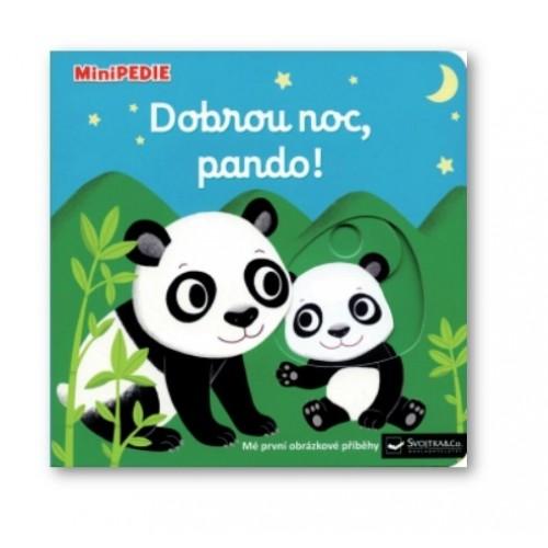Kniha MiniPEDIE Dobrú noc, Panda!