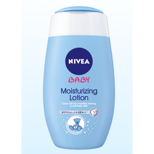 Hydratačné mlieko NIVEA