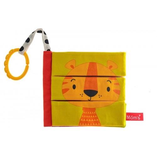 Hencz Toys Mäkká senzorická knižka Puzzle