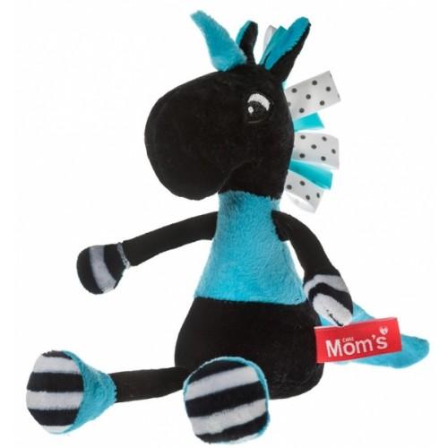 Hencz Toys Přítulníček Jednorožec - modrý