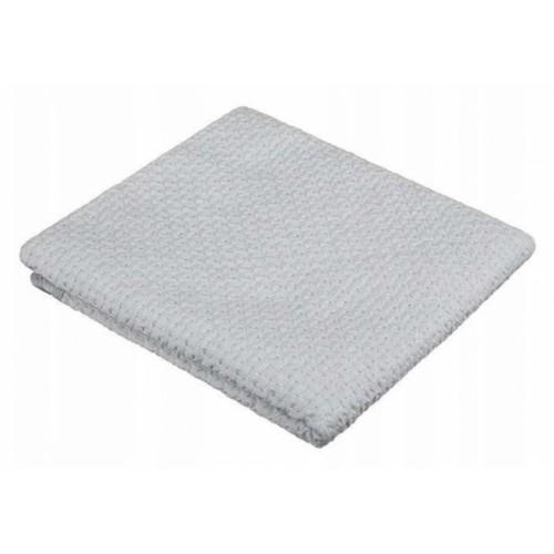 Akuku Detská bavlnená deka, 80x90 cm, sivá