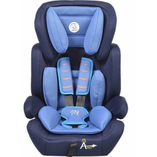 Moni Autosedačka Ares 9-36kg - modrá