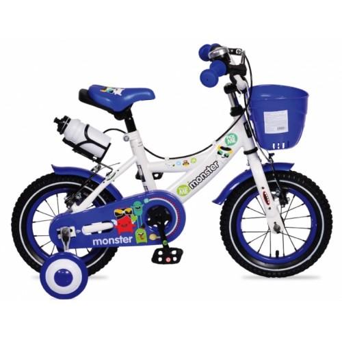 Byox Detský bicykel 1281, modré