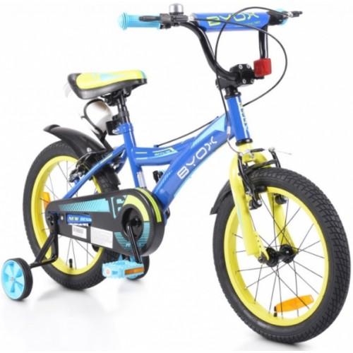 Byox Detský bicykel Devil 16, modré
