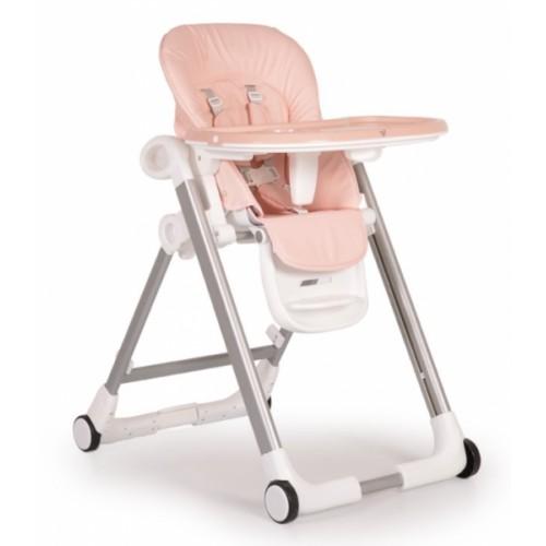 Cangaroo Detská jedálenská stolička Brunch - ružová