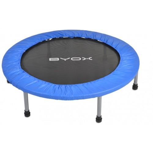Byox Detská skákacia trampolína 101 cm - modrá