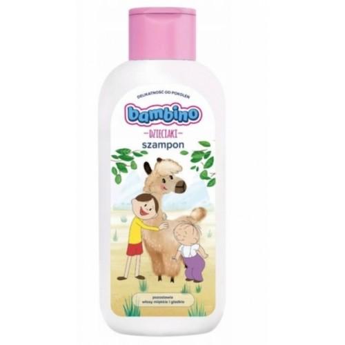 NIVEA Detský šampón BAMBINO, 400ml