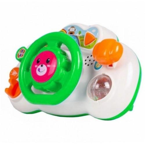 Tulimi Interaktívna hračka - Volant, Lev - zelený