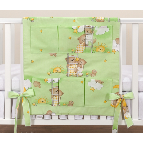 Mamo Tato Vreckár - Rebrík zelený
