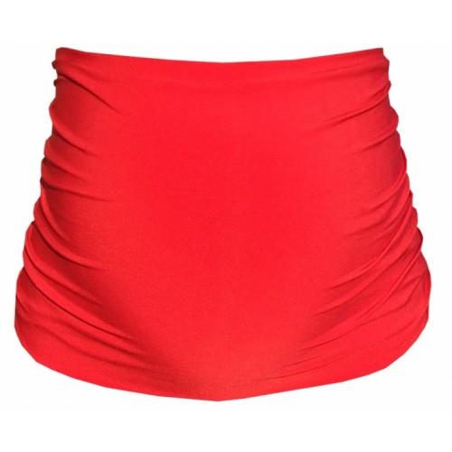 Be MaaMaa Tehotenský pás - červená
