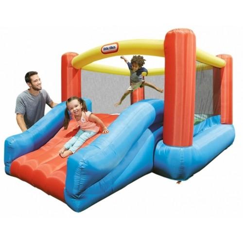 Nafukovacie detské ihrisko so šmýkačkou - Jr. Jump'n Slide