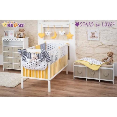 Baby Nellys Mega sada Stars be Love č. 9 - 120x90