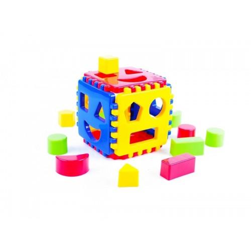 Rappa Vkladačka kocka pre najmenších