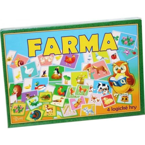 Rappa hra Farma