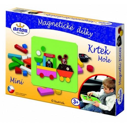 Rappa Dieliky magnetické - Krtko mini
