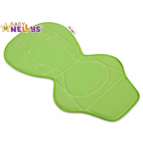 Vložka do kočíka Baby Nellys ® - zelená