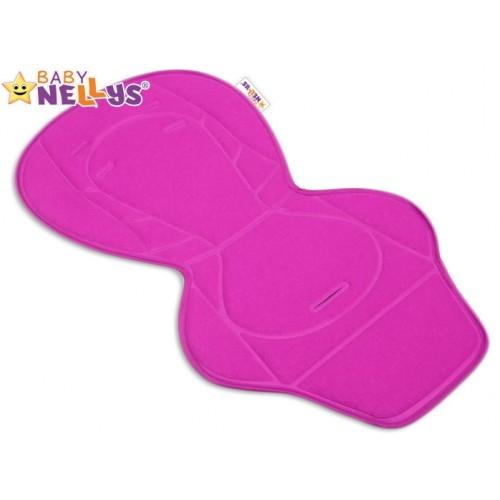 Vložka do kočíka Baby Nellys ® - ružová