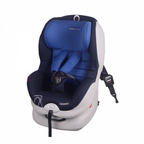 Coto Baby Autosedačka Lunar Isofix - 9-18 kg - Modrá