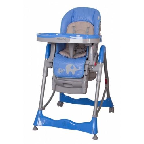 Coto Baby Jedálenský stoliček  Mambo Blue