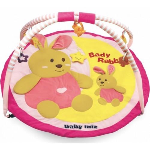 Hrací deka Baby Mix -KRÁLIČCI