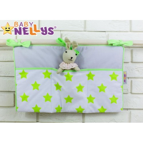 Vreckár nielen na hračky Baby Nellys ® - č. 02