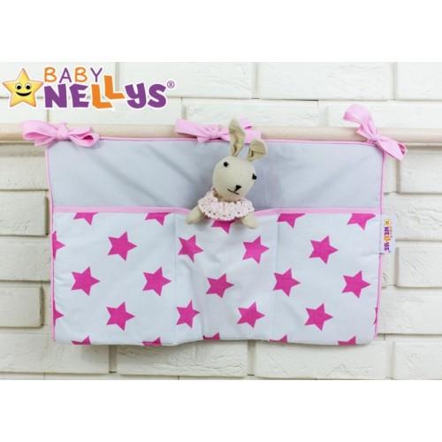 Vreckár nielen na hračky Baby Nellys ® - č. 04