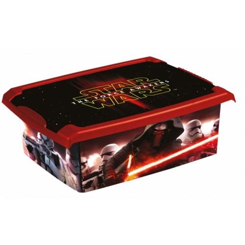 Keeeper Star Wars 10 l - čierný